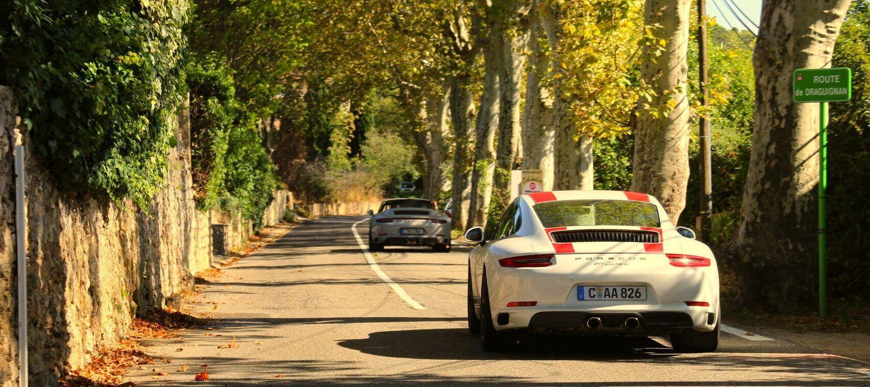 Porsche-Touren