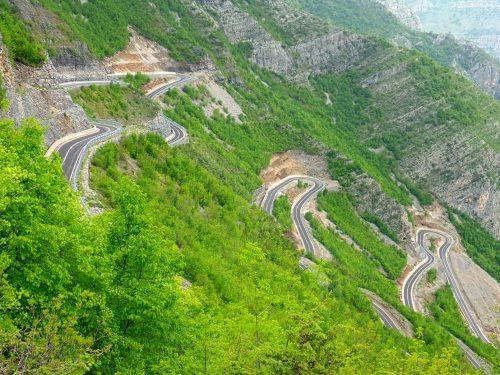 Balkan-Motorrad-Tour