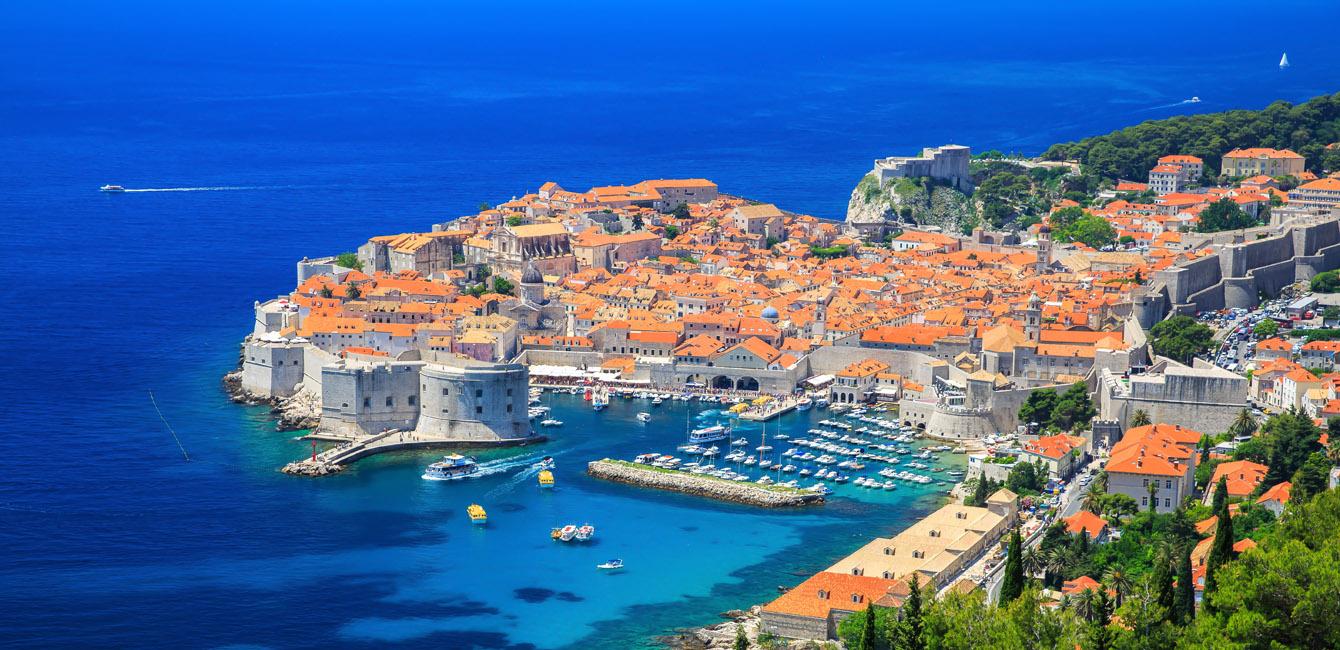 Kroatien-Tour: Dubrovnik