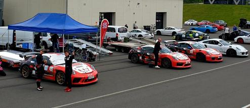Team SCT Sports Car Travel