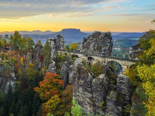 Sächsische Schweiz-Tour (3 Tage)