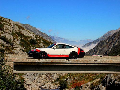 Alpen -Touren